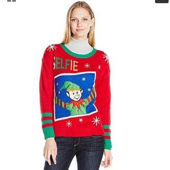 Macys Christmas Sweaters.Christmas Sweater Xl Play Music Nwt